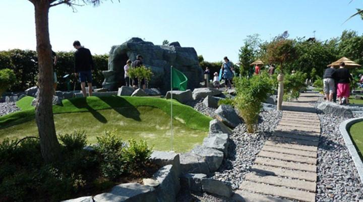 Bornholms Adventure Minigolfbane
